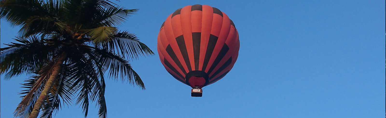 Hot Air Ballooning in India